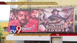Tamil groups stop Kannada movie releases in Tamil Nadu..