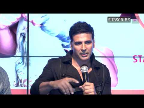 Women safety defence centre launch | Akshay Kumar & Aditya Thackrey - part 1