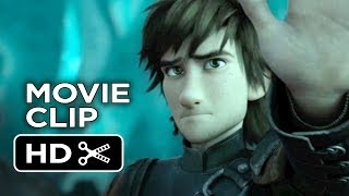 How To Train Your Dragon 2 Movie CLIP New Face (2014