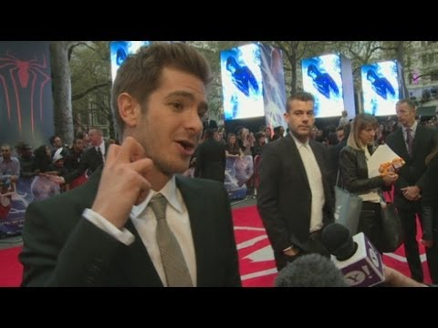 Spider-Man 2: Andrew Garfield and Emma Stone on spider fears
