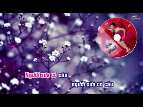 Yêu Lắm Chồng Ơi   Karaoke Full HD