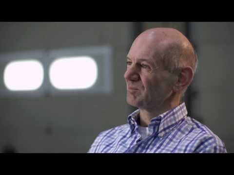 Adrian Newey 2014 Pre Season Interview (RB10)