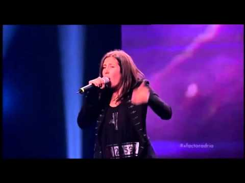x factor whole lotta love marija ickova
