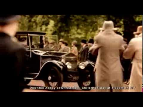 Downton Abbey Christmas Special Official Trailer 1 2013 - ITV, PBS