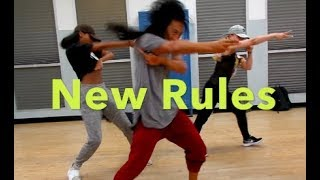 Dua Lipa| New Rules | Choreography by Viet Dang
