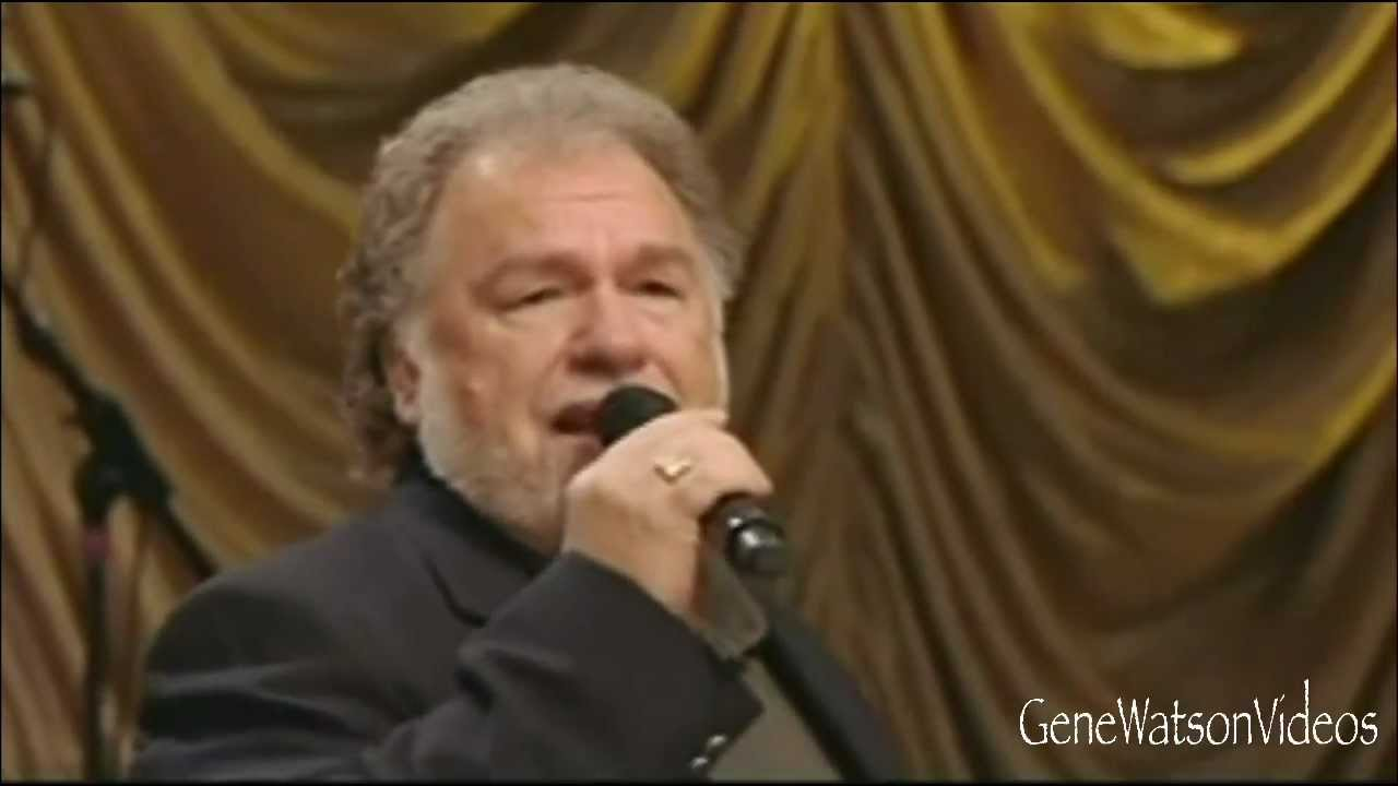 gene watson - farewell party - cfr live video