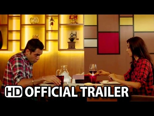 One by Two Official Trailer (2014) HD
