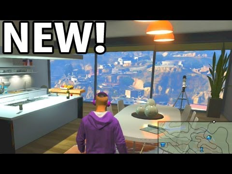 GTA Online Tips: New Property Interiors! Prices & Locations (GTA V High Life Update)