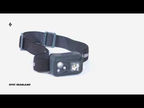 Black Diamond Spot Headlamp (Black)