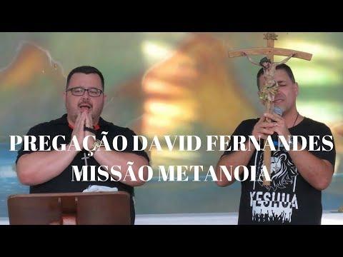 17° Yeshua | Parte 4 | Pregação David Fernandes - Missão Metanoia | ANSPAZ