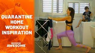 Cvičenie v karanténe