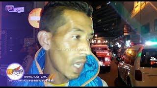 بالفيديو..لحظة محاصرة سائق طاكسي ضرب بوليسي و هرب فكازا   |   خارج البلاطو
