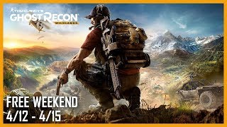 Ghost Recon Wildlands - Free Weekend (April 12-15)