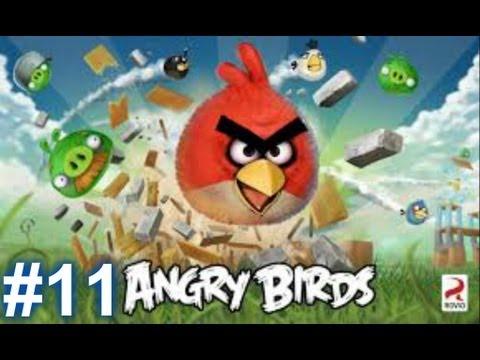AngryBirds del 11, AngryBirds del 11