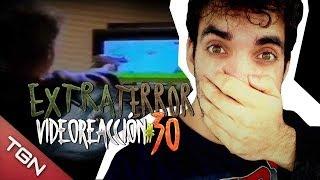 """Extra Terror Video-reacción 30#"" - CREEPY NES (NINTENDO) COMMERCIAL"