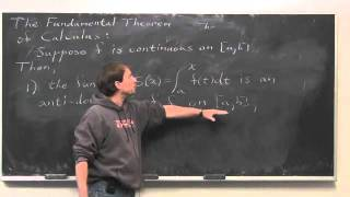 Worldwide Calculus: The Fundamental Theorem of Calculus