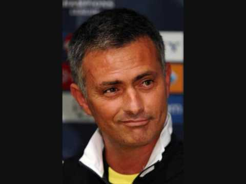 Jose Mourinho's Songs