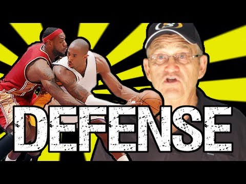 "SMOTHERING DEFENSE with the ""Belly Up & Mirror""  -- Shot Science Basketball"