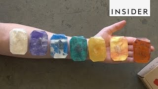 How Crystal Soap is Made
