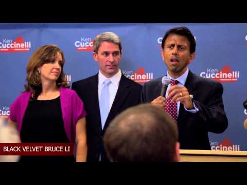 Bobby Jindal: Ken Cuccinelli Introduction