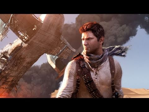 CGRtrailers - UNCHARTED 3: DRAKE'S DECEPTION Multiplayer B-roll Footage