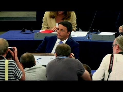 Renzi calls for EU to hit the growth button