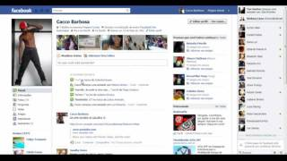 Como Desativar (excluir) A Conta Do FaceBook (HD)