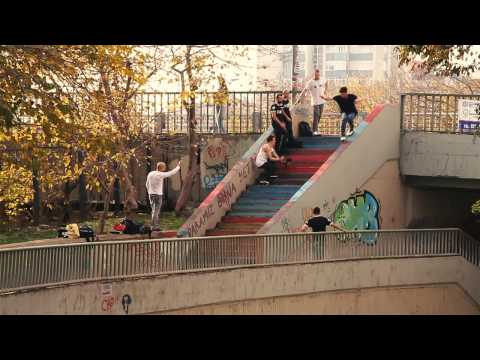 Rollerblade riders Timmy v. Rixtel, Adrian Deck and Jan Ebbert went togehter with Niels Groenendijk for 3 days to Istanbul to shoot this nice video.   Video by: Niels Groenendijk