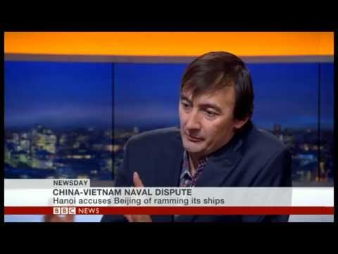 Bill Hayton interview on BBC World about South China Sea disputes