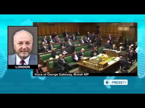 George Galloway on Israeli Nuclear Weapons [phone in]