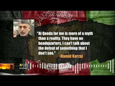 Afghan Pres. Hamid Karzai Says Al-Qaeda 'More Myth Than Reality'