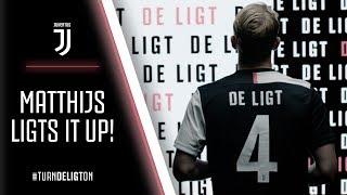 LIGTS ON!   MATTHIJS DE LIGT IS A JUVENTUS PLAYER!