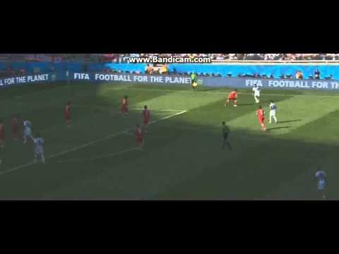 Argentyny 1-0 Iran LIONEL MESSI GOAL