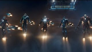 Iron Man 3- Official Trailer UK Marvel HD