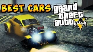 "GTA 5 Online : ""Best Cars To Customize"" In Los Santos"