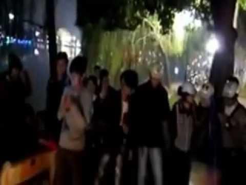Clip tỏ tình lãng mạn của sinh viên ĐH Công Nghiệp Hà Nội.(Tại Hồ Hoàn Kiếm)