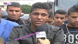 دموع متشرد أحرقت قلوب المغاربة | روبورتاج