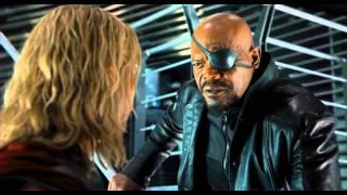 Os Vingadores: The Avengers- Trailer Oficial Dublado