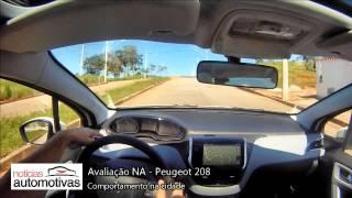 Peugeot 208 Cidade NoticiasAutomotivas.com.br