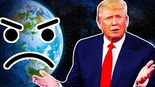 World Reacts To Trump