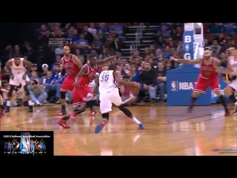 Kevin Durant Offense Highlights 2013/2014