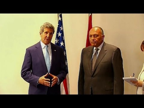 Egypt faces 'critical moment in transition': Kerry