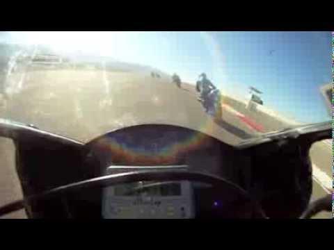 Miller Motorsports Park race