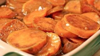 Divas Can Cook Southern Baked Candied Yams Recipe: How