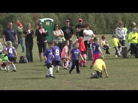 Champlain-Rouses Point - Chazy Mini Mites 9-21-13