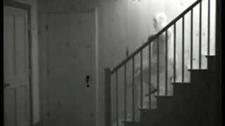 BONE CHILLING GHOST FOOTAGE CAUGHT ON VIDEO TAPE