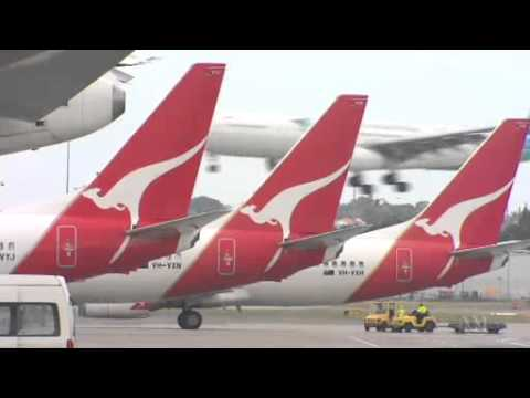 Qantas has posted a full year to 30 June 2013 statutory profit of $6 million