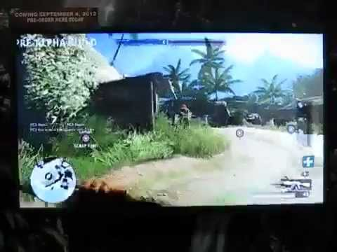 Far Cry 3 Pax 2012 Multiplayer Gameplay