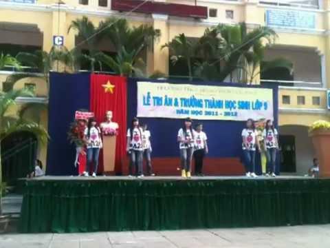 Giấc Mơ Thần Tiên - 9A20 - THCS Hồng Bàng