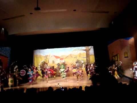 Danzas Prehispánicas - Ehecatl Yohualli Prepa 5